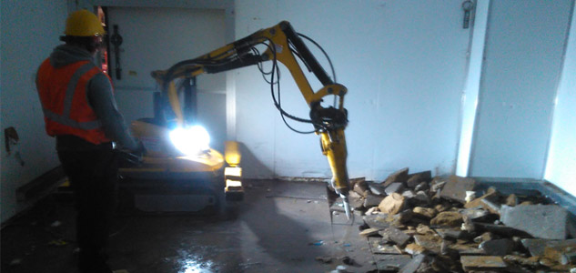 Brokk Demolition
